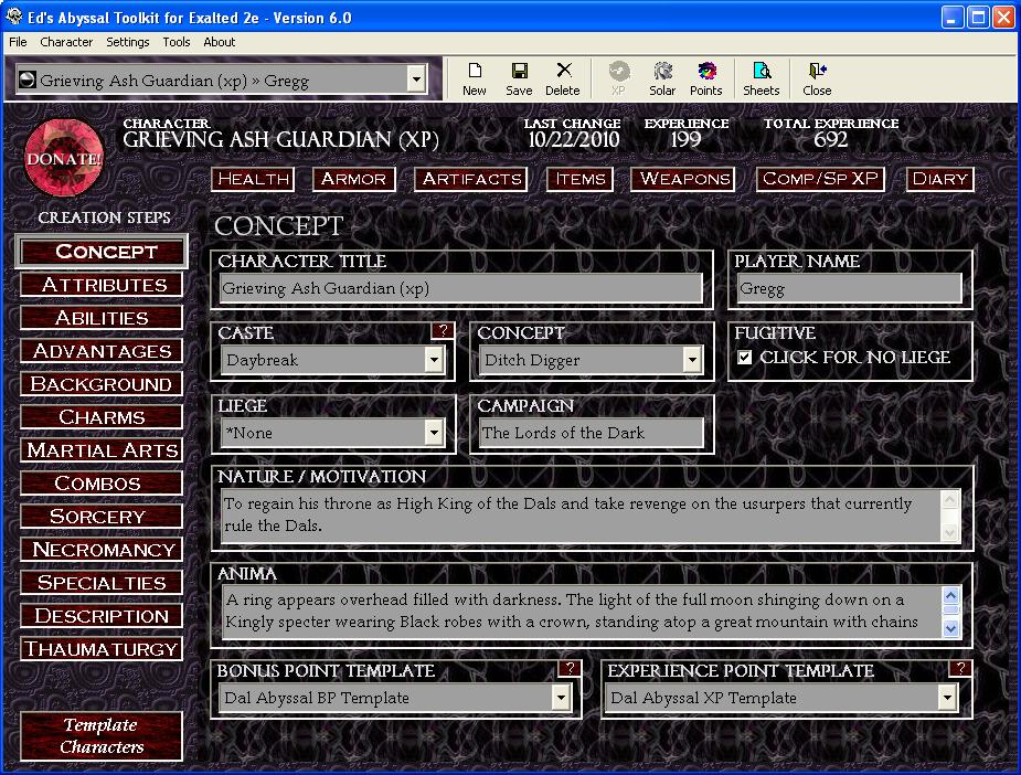 Ed's Exalted Toolkit Screen Shot Viewer v7